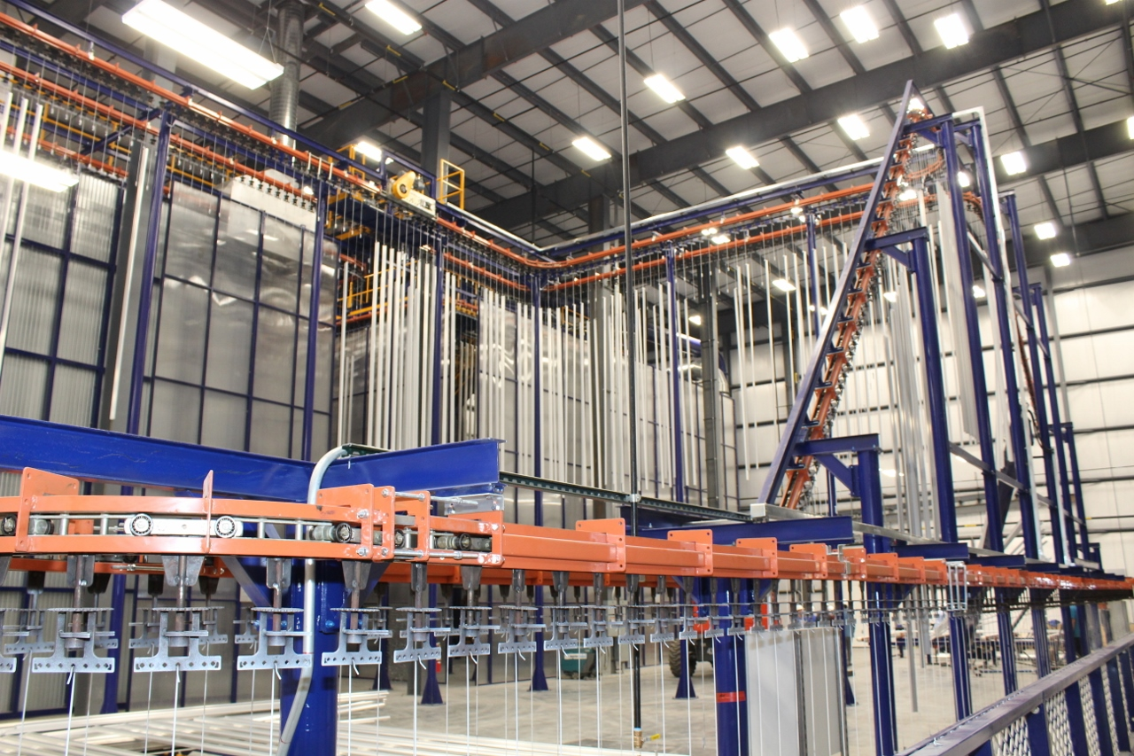 Gateway_Extrusions_New_Vertical_Powder_Paint_Line.jpg