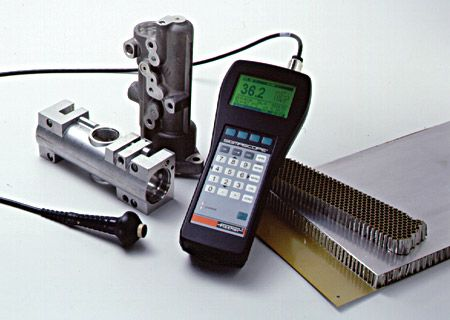 Measure non-magnetic metal conductivity