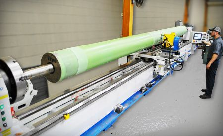 Menges Roller expands rubber roller capabilities