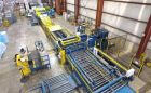 Red Bud Industries installs multi-blanking line at  Magic Coil Products