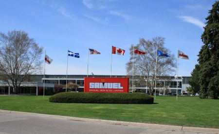 Samuel grows North American footprint