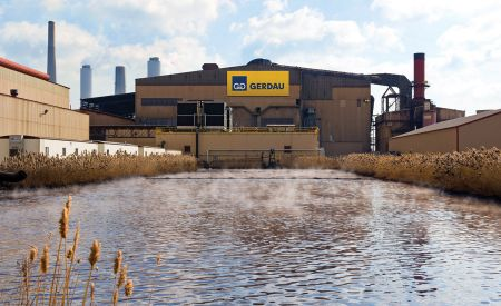 Gerdau boosts Michigan plant investment