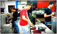 Alhough many Americans are unemployed, manufacturers are having trouble filling vacant positions