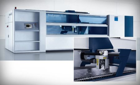 Ohio Laser beta tests Trumpf laser