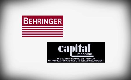 New Behringer Saws distributor in southern US