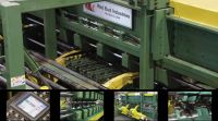 Reduce set up time and labor costs with Red Bud's Automated CNC Programmable Slitting Head