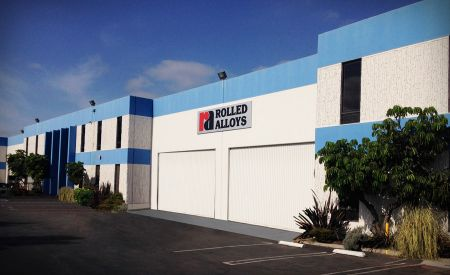 Rolled Alloys Los Angeles achieves AS9120A certification