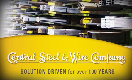 Central Steel & Wire adds sheet and plate sizes