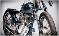 Custom Falcon Motorcycles merge unique technology, craftsmanship and equipment