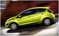 The 2011 Ford Fiesta touts myriad customization options for drivers around the world
