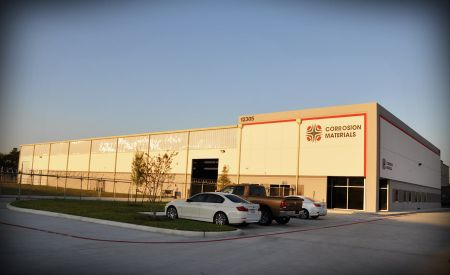 In Houston, a new plant for Corrosion Materials