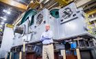 Horsburgh & Scott builds its largest gearbox in 130 years of business