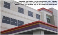 Kingspan Insulated Panels Inc. manufactures metal panels for many markets