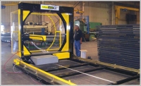 Bob, a friendly material handling robot offered by Bardons & Oliver, makes unloading easier