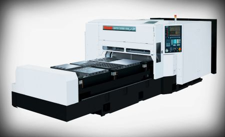 Laser cutting system increases throughput