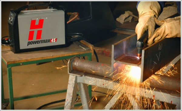 Hypertherm launches Web site to support plasma cutting curriculum