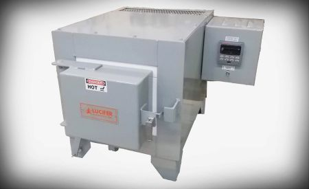 Easily control heat-treat furnace temperature