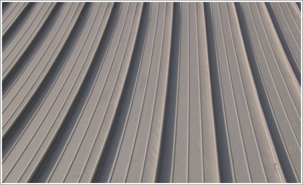 Contrarian Metal Resources supplies material for world's largest stainless roof