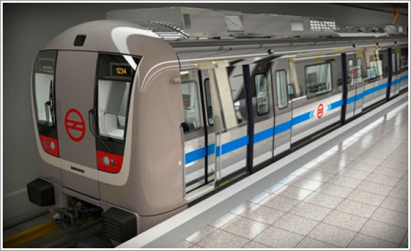 India's Delhi Metro sets the pace for rapid transit systems around the globe