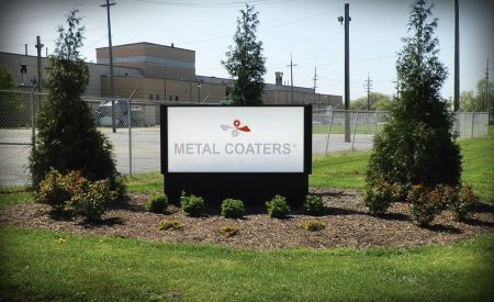 Metal Coaters officially opens Ohio facility