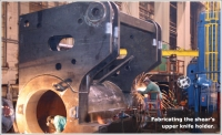 Butech Bliss designs, manufactures world's largest hot strip mill crop shear for ArcelorMittal Bremen