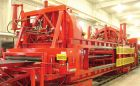 High Steel installs Red Bud stretcher leveler