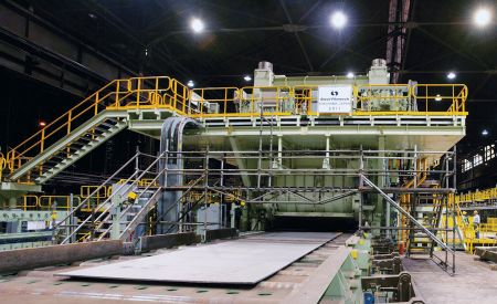 ArcelorMittal starts up heat-treat line