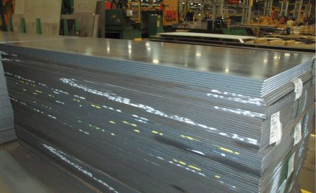 Central Steel expands plate inventory