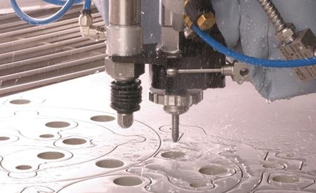Penn Stainless installs fourth waterjet