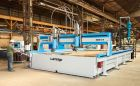 JACQUET Midwest has installed a dual head 5-axis Jet Edge EDGE X-5 waterjet cutting system