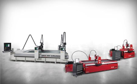 Waterjet maximizes time, profit