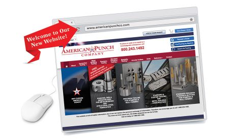 American Punch Co. launches new website