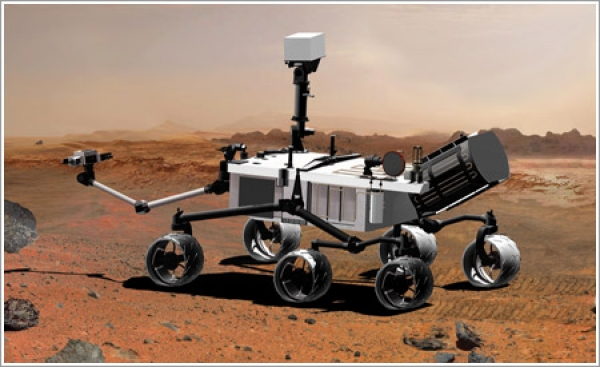 Timken supplies bearings on brake system for future Mars Science Laboratory mission