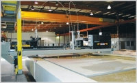 Largest waterjet table in North America gives a metal service center its competitive edge