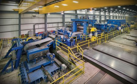 Norfolk Iron & Metal Purchases new temper mill