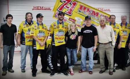 The HE&M Saw Beltline Body Shop race team finds success