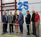 Slice of Stainless completes building expansion and celebrates 25th anniversary