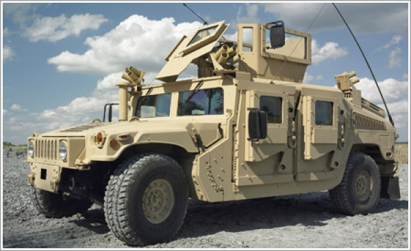 Cincinnati Inc. Proform press brakes provide consistency, precision for BAE Systems' Humvee armor application