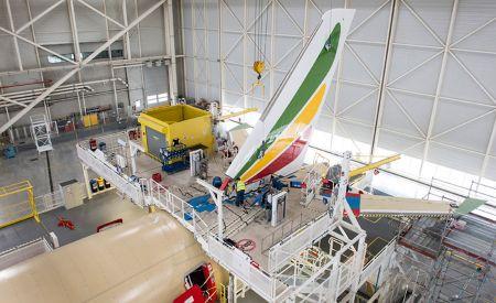 3-D printed aerospace parts undergo engineering analysis
