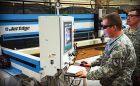 U.S. Army regiment installs Jet Edge waterjet