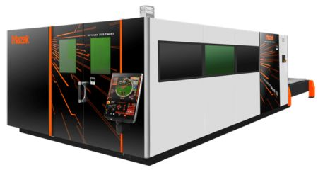 Mazak Optonics Corp. introduces OPTIPLEX Fiber III 3015 8kW