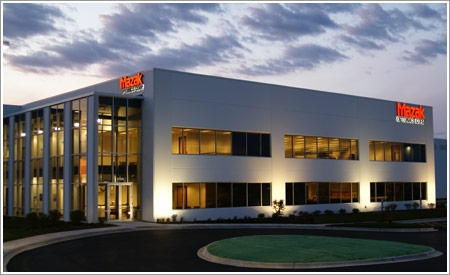 Mazak signs distributor