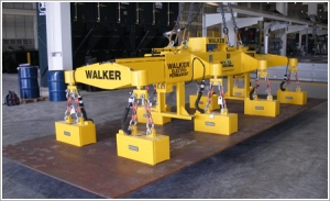 Walker Magnetics offers both traditional and innovative material-handling options
