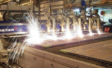 Willbanks installs plasma cutter