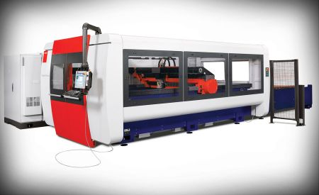 Laser features new automation options