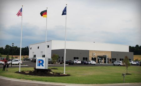 Rattunde opens new manufacturing facility