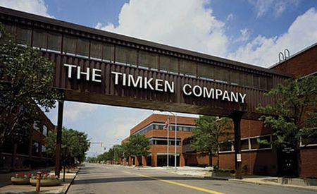 Timken to invest $225 million at Ohio plant